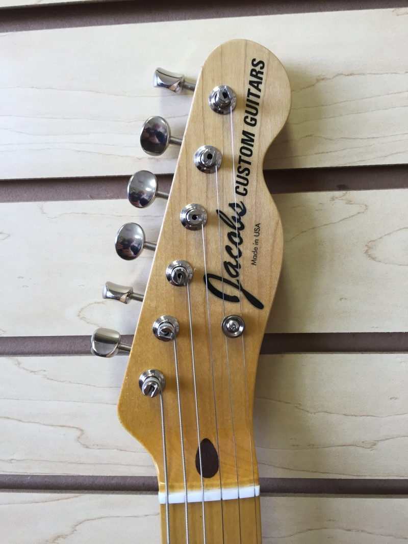 2016 Jacobs Custom Guitars T-Type